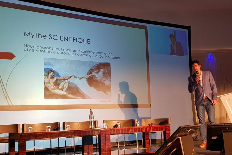 Intervention du Dr Luka Velemir à l'occasion du congrès GYNMONACO